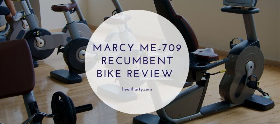 Marcy ME-709 Recumbent Bike Review