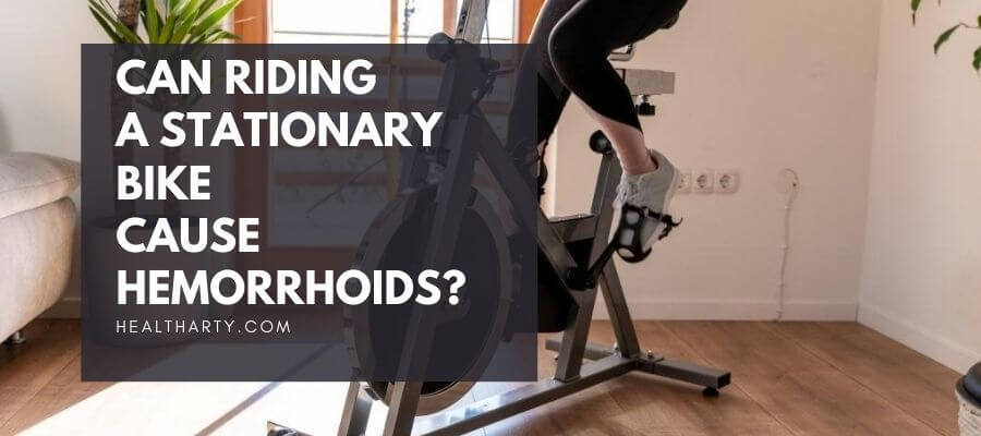 Can Riding A Stationary Bike Cause Hemorrhoids- the truth