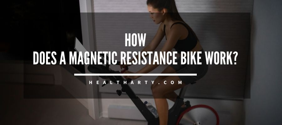 How Does a Magnetic Resistance Bike Work?