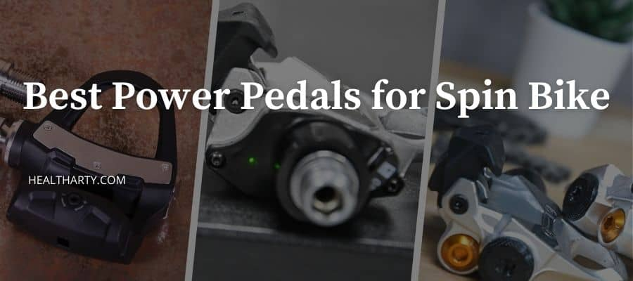 best power pedals for spin bike