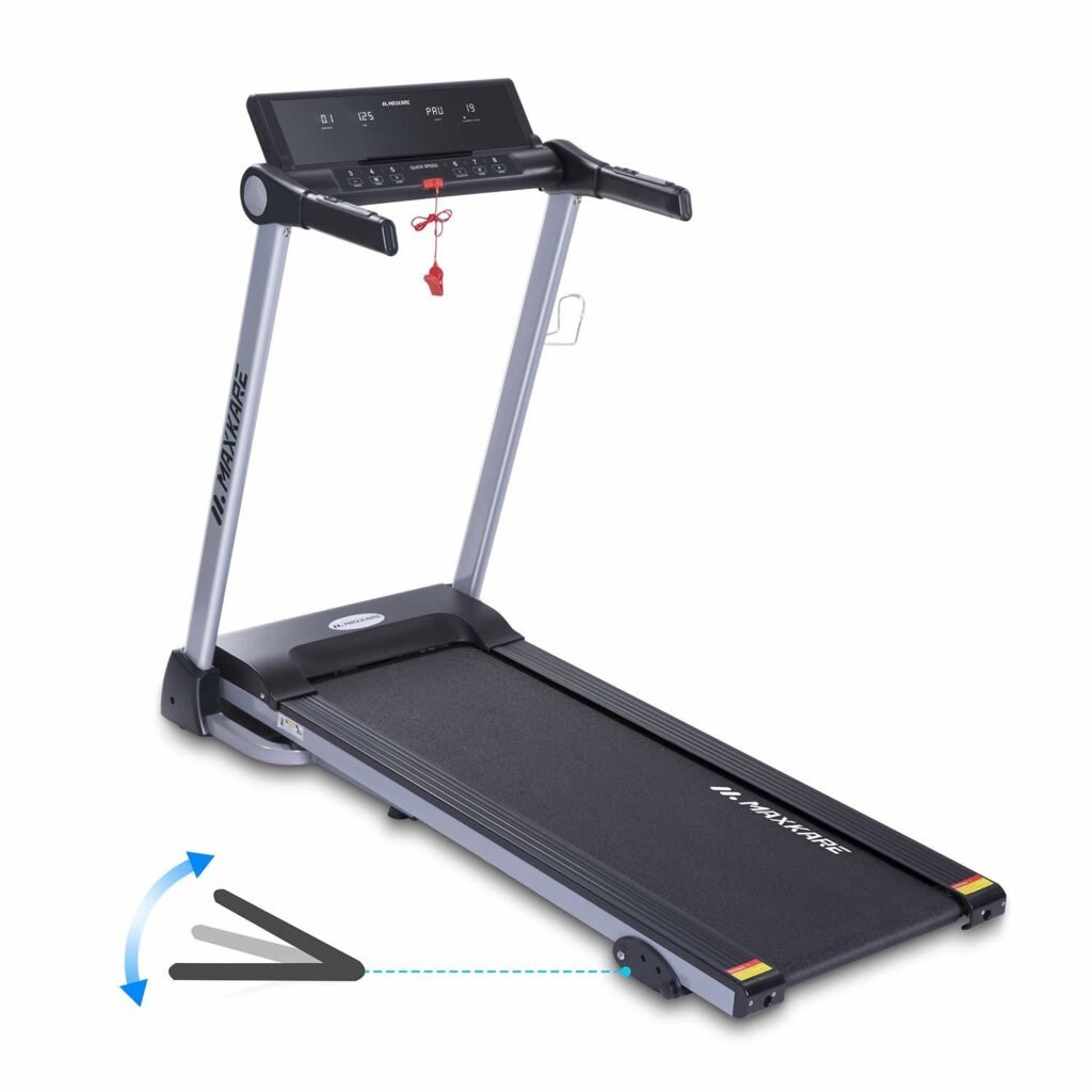 MaxKare Electric Folding Treadmill-best low profile treadmill for runners