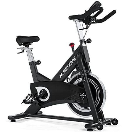 MaxKare Magnetic Stationary Exercise Bike